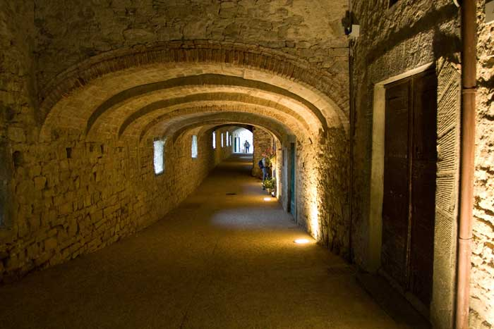Castellina in Chianti, Siena, Tuscany