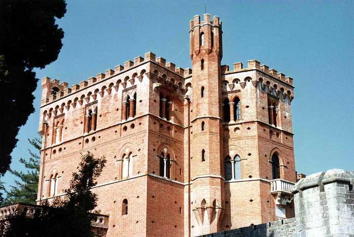 Castle Of Brolio, Gaiole In Chianti