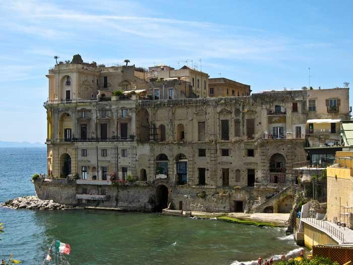 Mergellina, Naples Coast