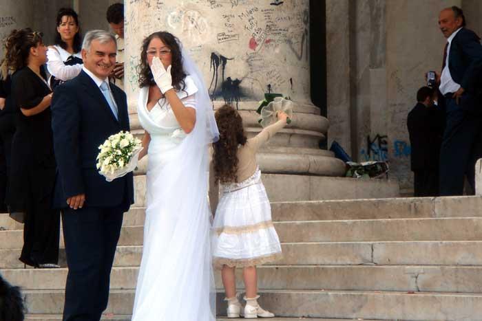 Happy Naples Wedding