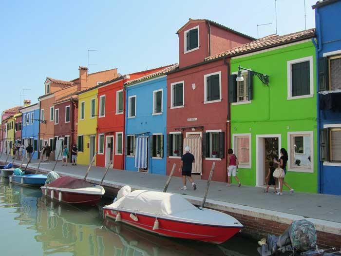 Burano Island, Venetian Lagoon