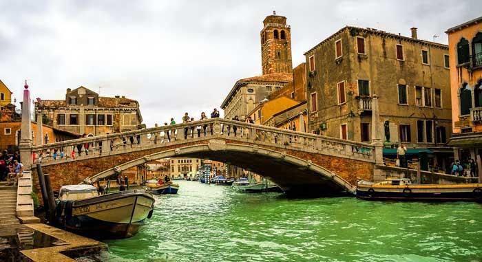 Canal Grande Bridge