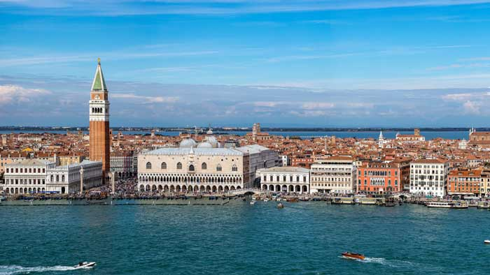 Piazza San Marco and Doge's Palace
