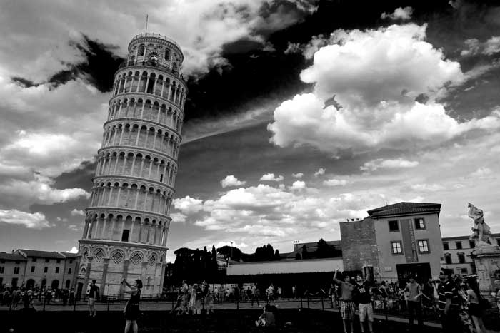 Piazza dei Miracoli, Pisa, Toscana