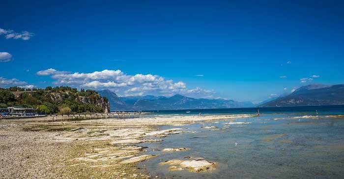 Lake Garda, Sirmione, Lombardy