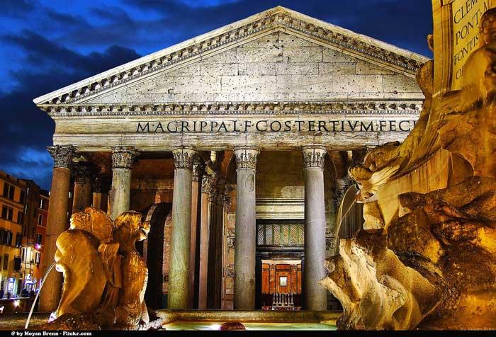 Ancient Pantheon, Near Piazza Navona