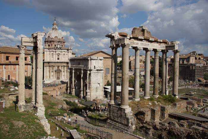 Roman Forum, Ancient Rome