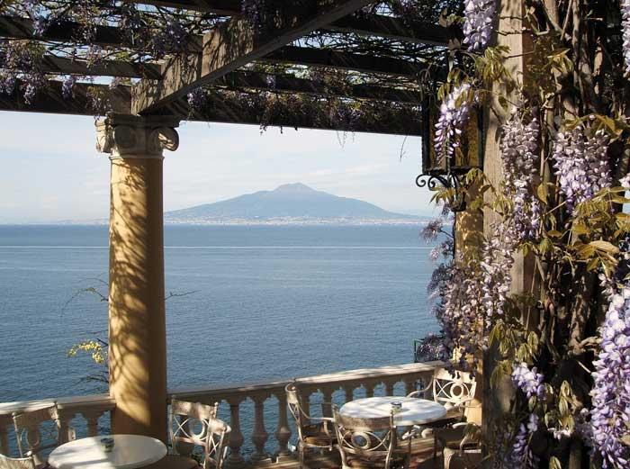 Mount Vesuvius, Gulf of Naples