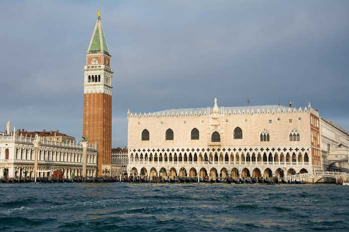 Doge's Palace, Piazza San Marco