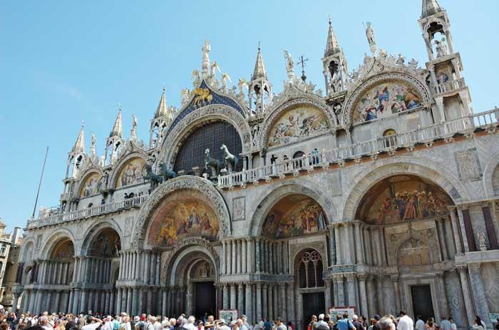 St Mark's Basilic, Venice, Italy