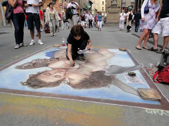 Italy, Florence Street Art