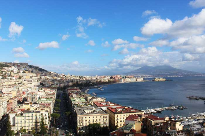 Glorious Bay of Naples