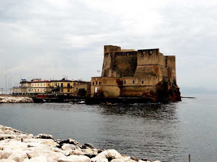 Seaside Castel dell'Ovo, Naples