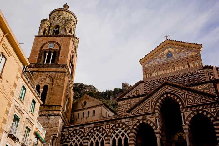 Duomo di Amalfi - Saint Andrew's Cathedral