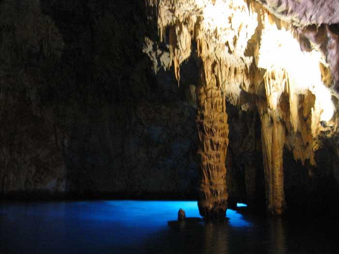Grotta dello Smeraldo, Conca Dei Marini, Amalfi Coast