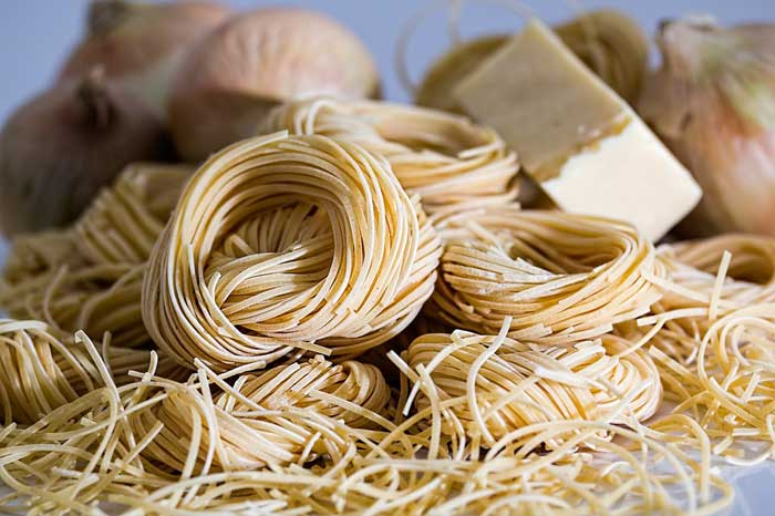 Pasta, Traditional Italian Food