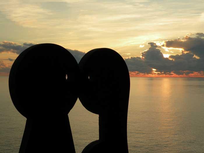 Love in Via dell'Amore, Cinque Terre