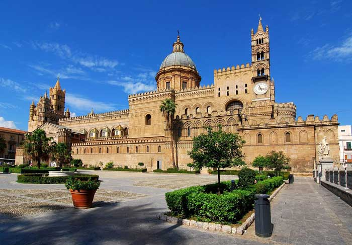 Monumental Cathedral of Palermo, Scily