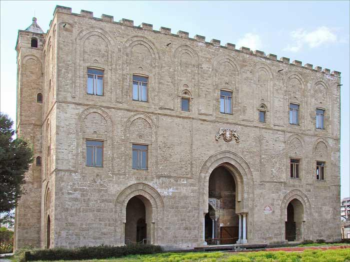 World Heritage Site: La Zisa of Palermo