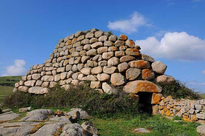Nuraghe Izzana, Gallura, Northeast Sardinia