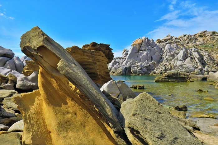 Santa Teresa Gallura, Northern Tip of  Sardinia