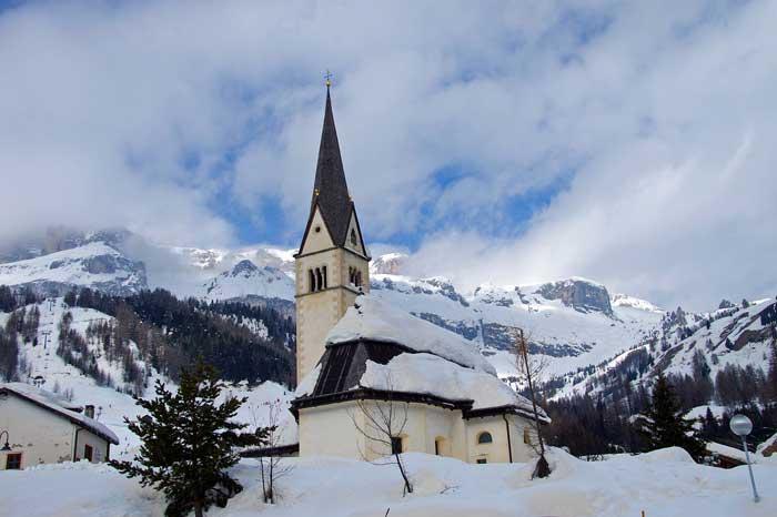 Arabba, Belluno, Dolomites, Veneto