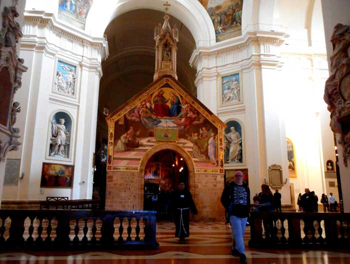 Porziuncola Church, Basilica of Saint Mary of the Angels, Assisi