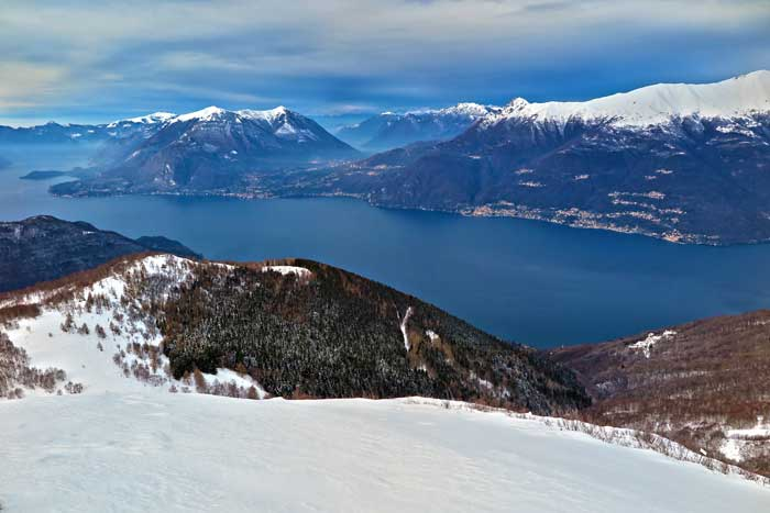 Majestic Lake Como, Italy