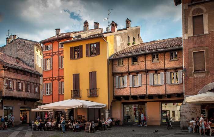Como, Lake Como, Lombardy