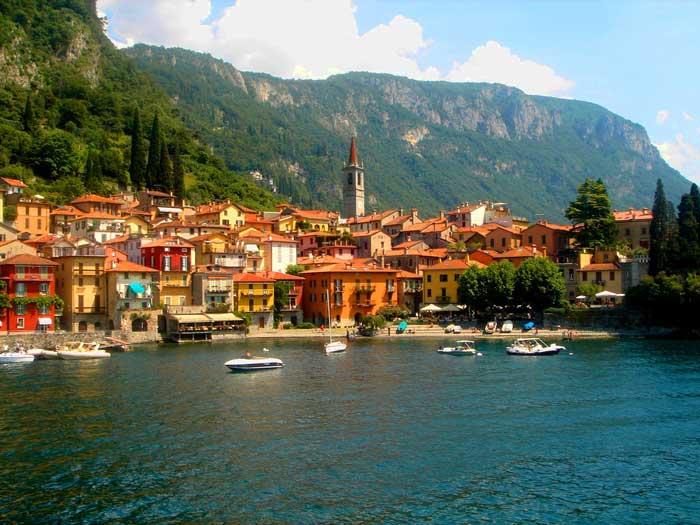Picturesque Varenna, Lake Como, Italy