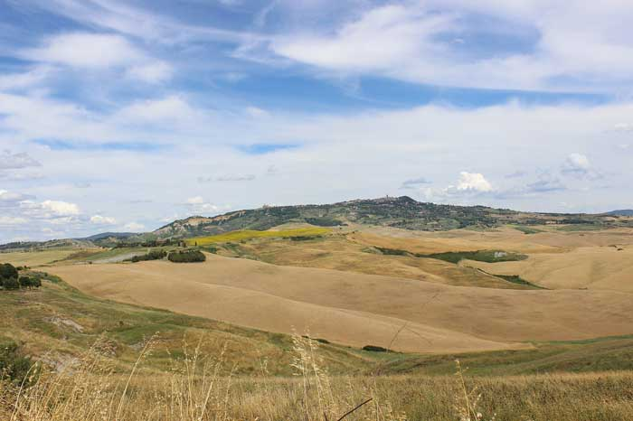 Sweet Volterra Countryside