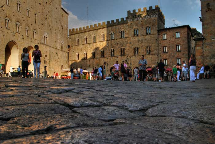 Historic Centre of Volterra, Tuscany, Italy