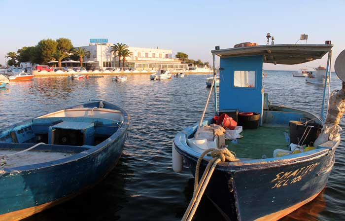 Porto Cesareo, Salento, Apulia, Italy