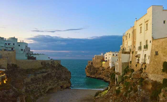 Cala Porto, Polignano A Mare, Puglia
