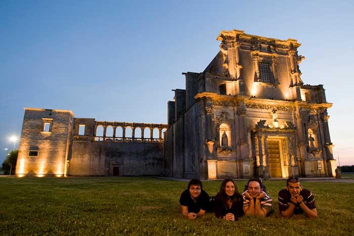 Convento degli Agostiniani, Melpignano, Salento