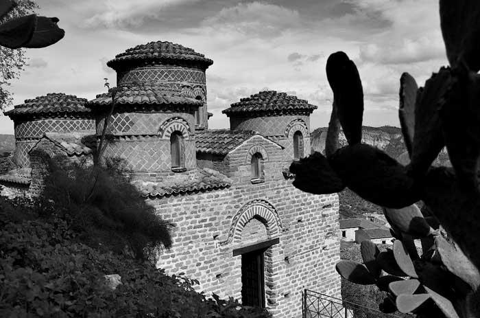 Cattolica di Stilo: Byzantine Architecture in Calabria