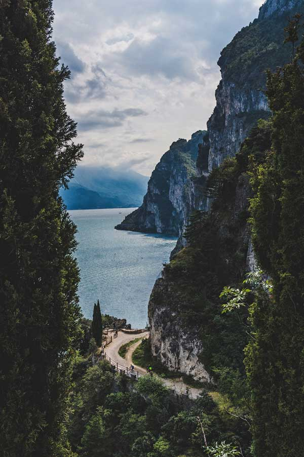 Majestic Lake Garda, Italy