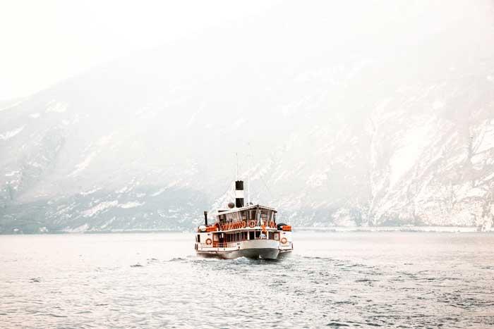 Awesome Lake Garda, Northern Italy