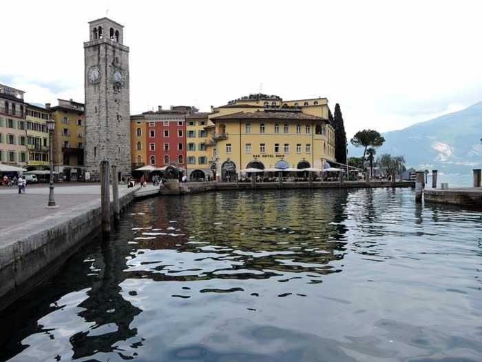 Medieval Torre Apponale, Riva del Garda
