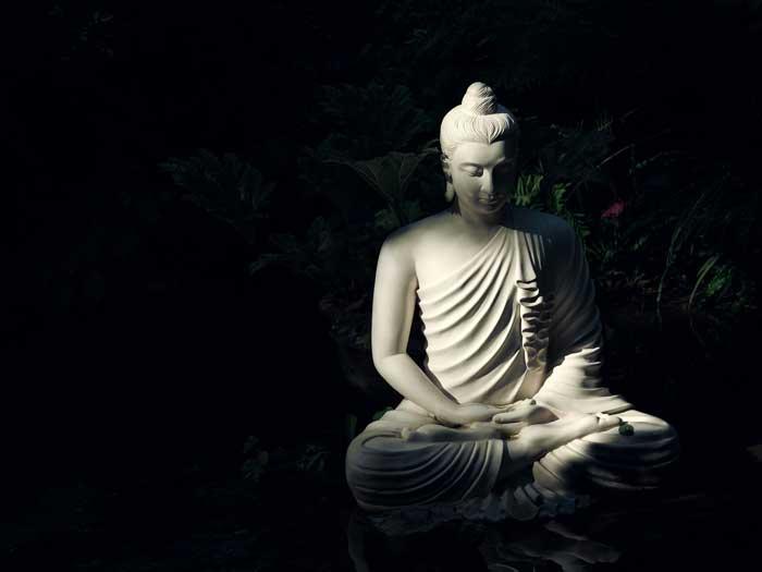 Buddha,  Botanical Garden, Gardone Riviera, Italy