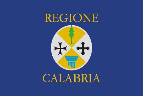 Calabria, Italy, Flag
